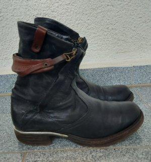 Airstep Krótkie buty czarny