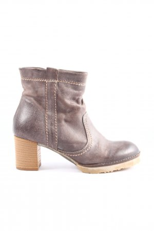 Airstep Booties brown-nude casual look