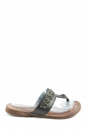 Airstep Dianette Sandals brown-black casual look