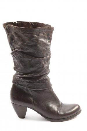Airstep High Heel Boots black casual look
