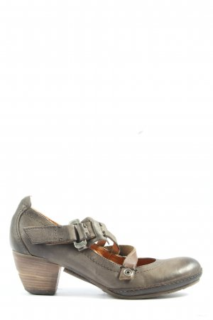 Airstep Mary Jane Pumps khaki casual look