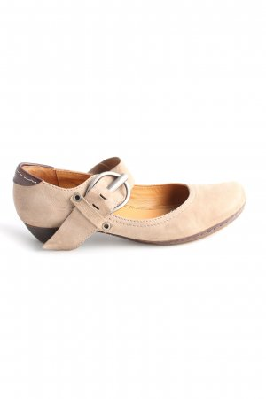 Airstep Riemchenpumps nude-braun Business-Look
