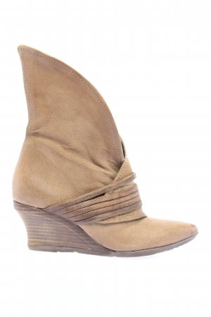 Airstep Slip-on Booties natural white extravagant style