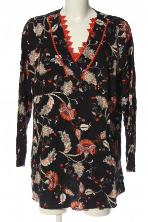 aizza Long Sleeve Blouse allover print casual look