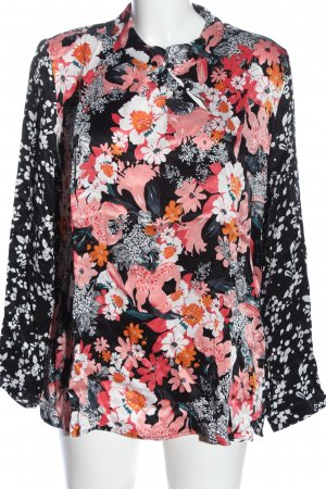 aizza Slip-over Blouse allover print casual look