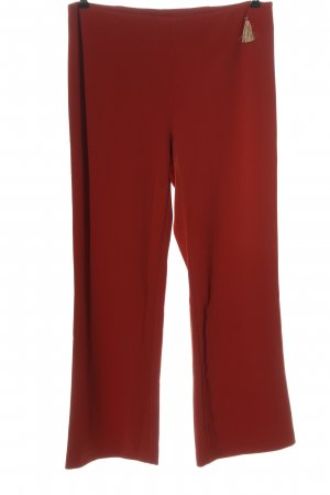aizza Jersey Pants red casual look