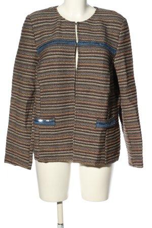 aizza Knitted Blazer weave pattern casual look