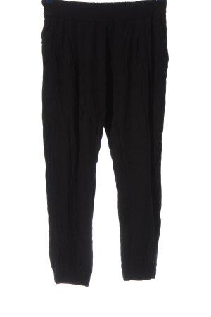 AJC Pantalon «Baggy» noir style décontracté