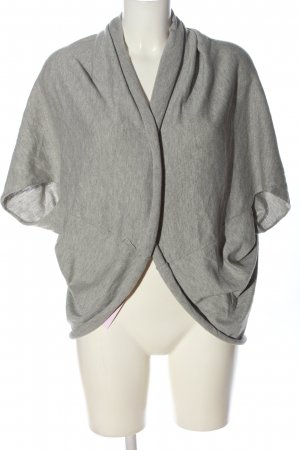 AJC Cardigan light grey casual look