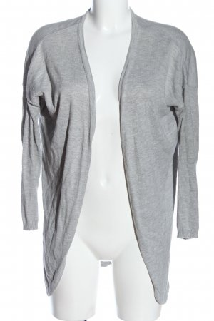 AJC Cardigan light grey flecked casual look