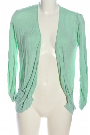 AJC Cardigan turquoise casual look