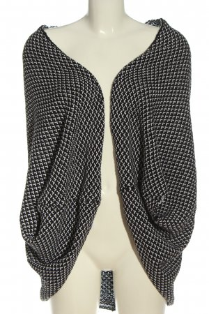 AJC Cardigan black-white casual look