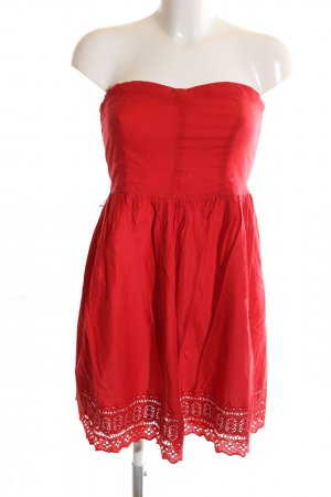 AJC Corsage Dress red elegant