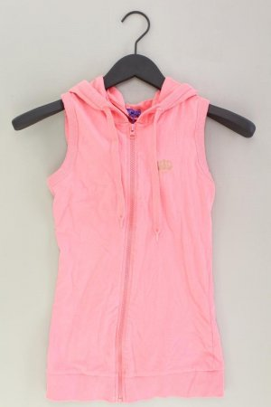 Top à capuche rose clair-rose-rose-rose fluo