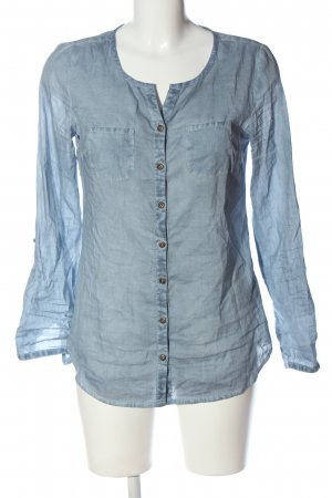 AJC Shirt Blouse blue casual look