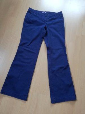 AJC Pantalón elástico azul