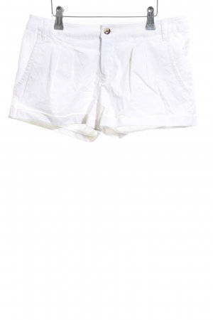AJC Pantalón corto blanco look casual