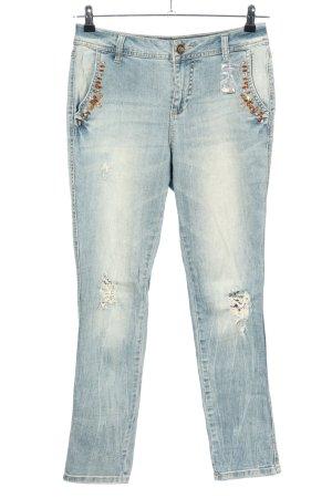 AJC Jeans slim bleu style décontracté