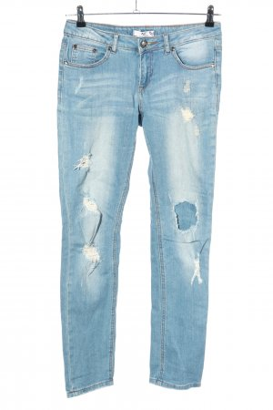 AJC Low Rise Jeans blue casual look