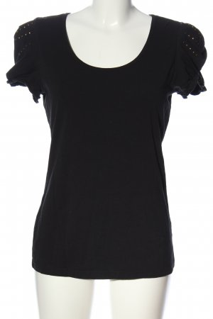 AJC T-Shirt black casual look