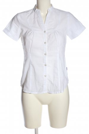 AJC Short Sleeve Shirt white business style