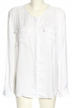 AJC Long Sleeve Blouse white casual look