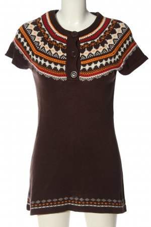 AJC Long Sweater graphic pattern casual look