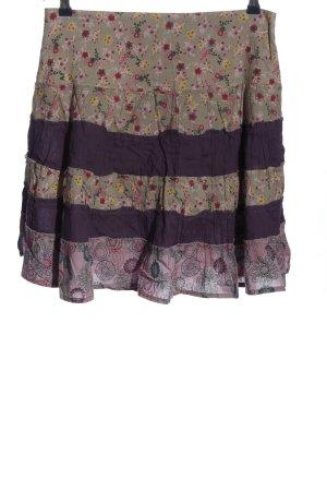 AJC Mini rok bloemenprint extravagante stijl