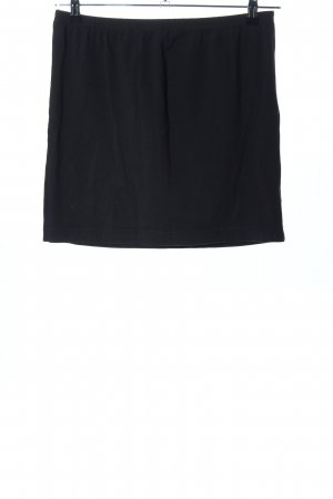 AJC Mini rok zwart casual uitstraling