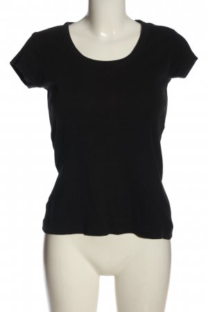 AJC T-shirt nero stile casual