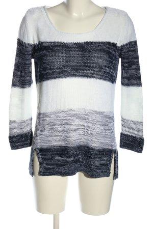 AJC Oversized trui gestippeld casual uitstraling