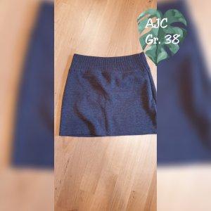 AJC Wełniana spódnica szary