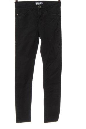AJC Jeans a sigaretta nero stile casual