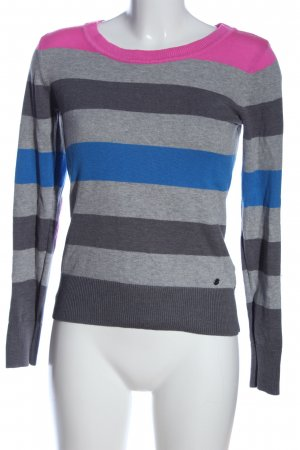 AJC Crewneck Sweater flecked casual look