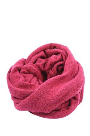 AJC Sciarpone rosa stile casual