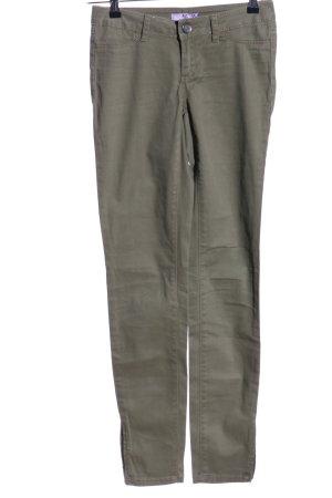 AJC Skinny Jeans khaki Casual-Look