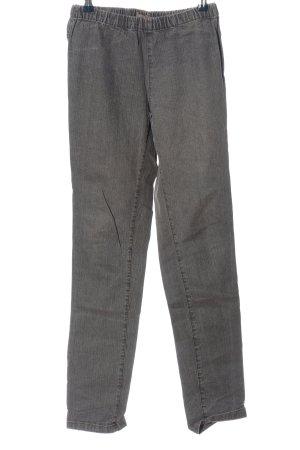 AJC Slim Jeans hellgrau Casual-Look