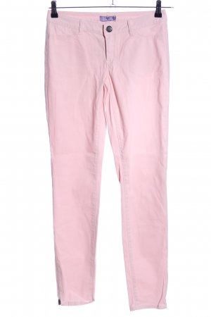 AJC Slim Jeans pink casual look