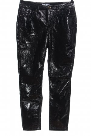 AJC Jersey Pants black casual look
