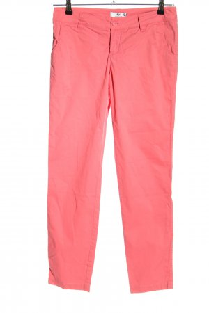 AJC Stoffhose pink Casual-Look