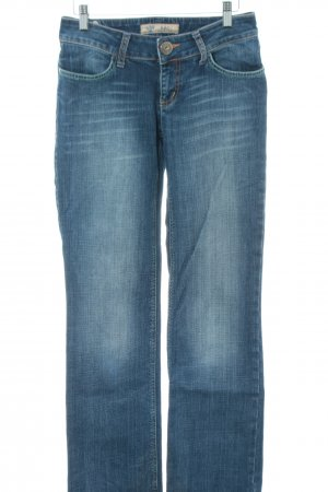 AJC Straight-Leg Jeans blau Casual-Look