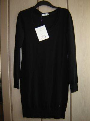 AJC Długi sweter czarny