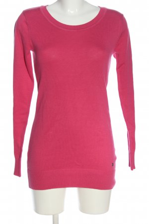 AJC Knitted Sweater pink casual look