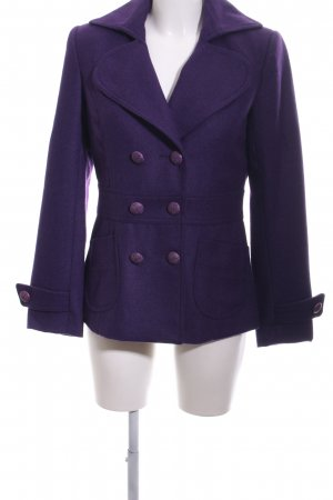 AJC Wool Jacket lilac classic style