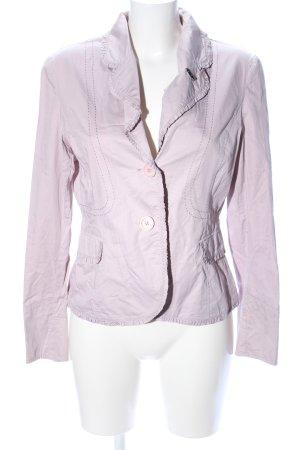 Aker Jerseyblazer pink Casual-Look