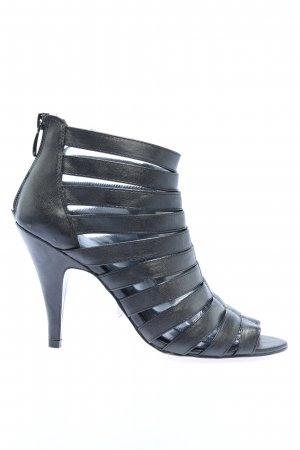 Akira High Heel Sandaletten schwarz Casual-Look