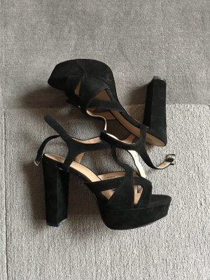 Akira High Heel Sandal black