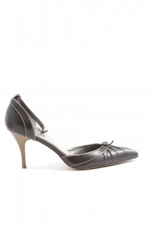 Akira High Heels braun Elegant