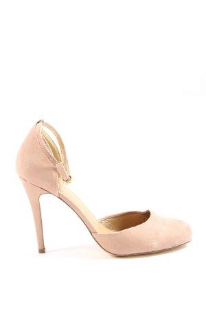 Akira High Heels pink Casual-Look