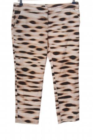 Akris 7/8 Length Trousers allover print extravagant style